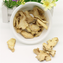 Dehydrated Ginger Granules Dried Ginger pieces