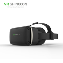 China Wholesale 2018 Top Selling Product Shinecon VR 3D Virtual Reality Headset VR Glasses