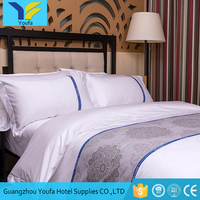 Professional manufacturer hotel supplies wholesale luxury comforter bedding sets