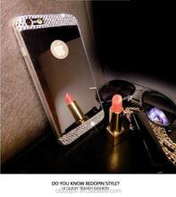 Cell Phone Mirror Case Cover For Samsung Galaxy e5 s3 S7 edge