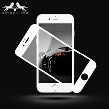 Wholesale Anti-shatter Stronger Guard 5D Tempered Glass For iphone6/6+ Screen Protector
