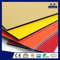 New design pvdf aluminum cladding with great price