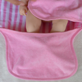 wholesale plain softtextile 100% cotton organic baby hooded towel