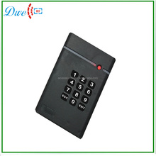 125khz weigand EM blacklight keypad card access control proximity passive smart rfid card reader