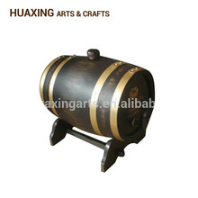 wholesale cheap oak wooden whiskey barrels for sale