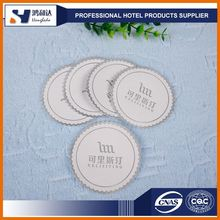 high quality hotel tissue paper coaster