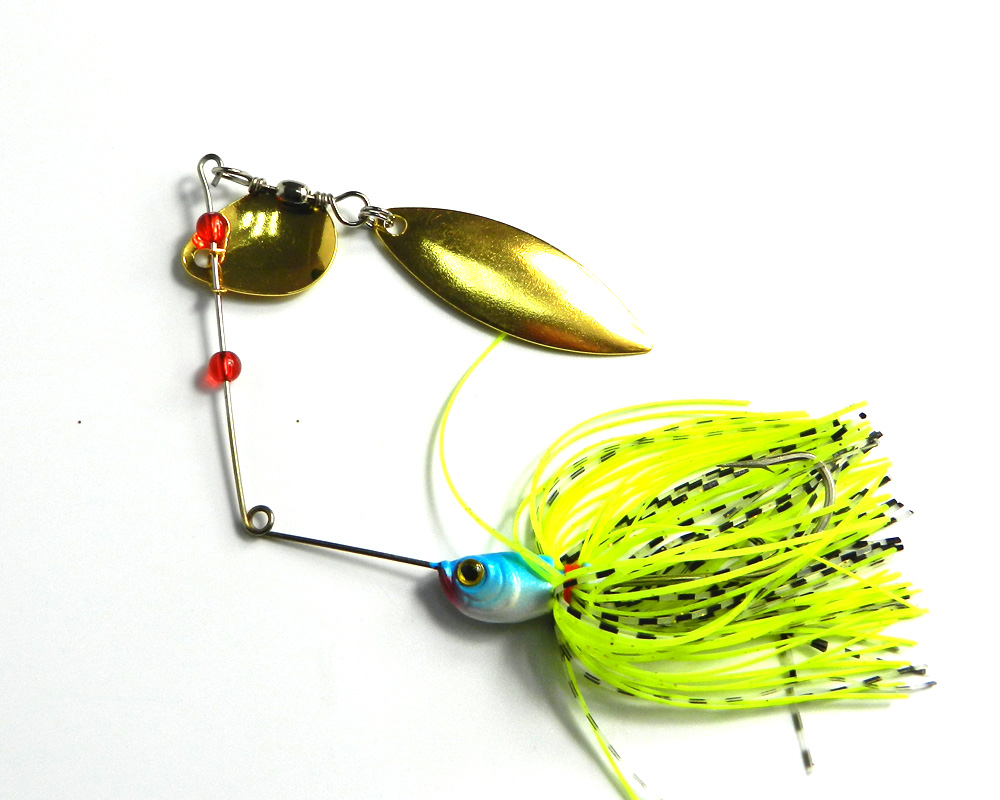 Wholesale rubber jigs fishing lures spinner baits for Rubber fishing lures