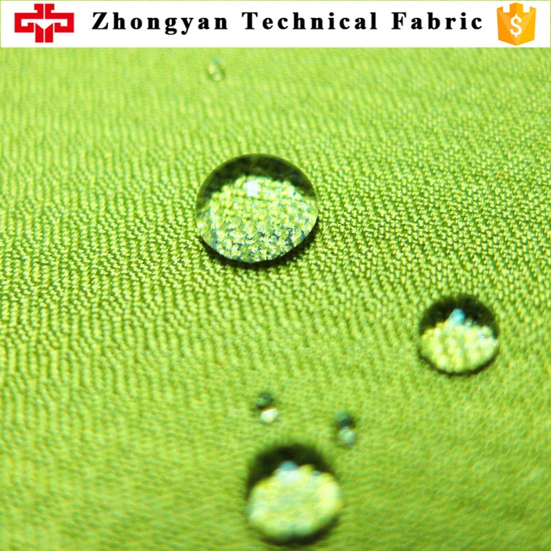 newest light color materials 3 layers windproof outdoor jacket fabric