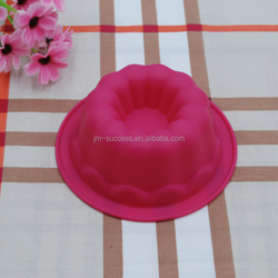 Multi-functional Customized Silicone Cake Mold for Family Microwave Use