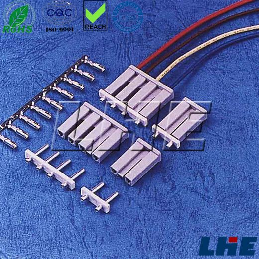 B1P-LV-TA 2.36mm pitch dimeter pins straight wafer replacment