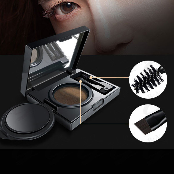 Best-selling makeup private label eyebrows stamps oem air cushion eyebrow cream