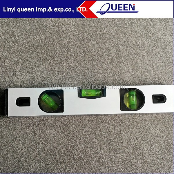 China cheap price good quality laser magnetic spirit level