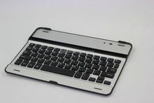 ultra slim aluminium bluetooth keyboard for ipad air, for ipad air ultra thin ffor ipad keyboard with wireless bluetooth