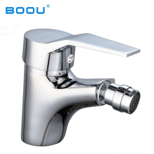 (Z8236-6)BOOU Professional supplier single lever bidet shower faucet