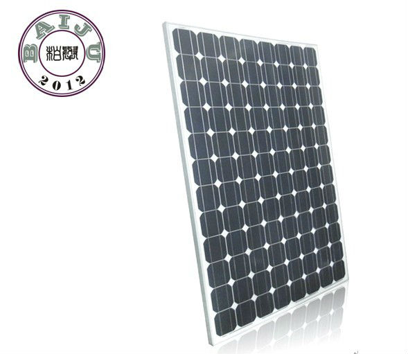 Monocrystalline silicon solar cells: Power:250W