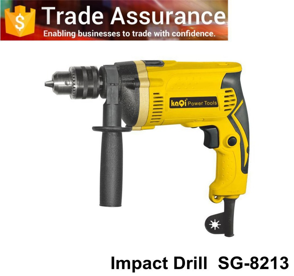 High power 710W variable speed multifunctional industrial drill machine