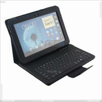 Separable Bluetooth Keyboard Case for Samsung Galaxy Note 10.1 N8000 P-SAMNOTE10CASE013