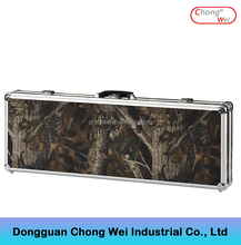 Cheap Military Aluminium Hard security Rifle gun Case