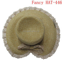 Wholesale Cheap Fashion Ladies Straw Beach Hats To Decorate