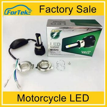 Led head light for motorcycle led faro para moto led lights for motorcycle