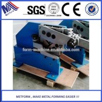 Combination of plate steel shear and punching machine,sheet metal working