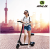 Portable Foldable Handle folding electric scooter with seat for kids