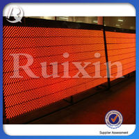 new product 2016 alibaba China advertising RED P10P10,P12,P16,P20led display module