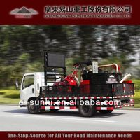 CLYG-CS500 concrete pavement crack repairing truck