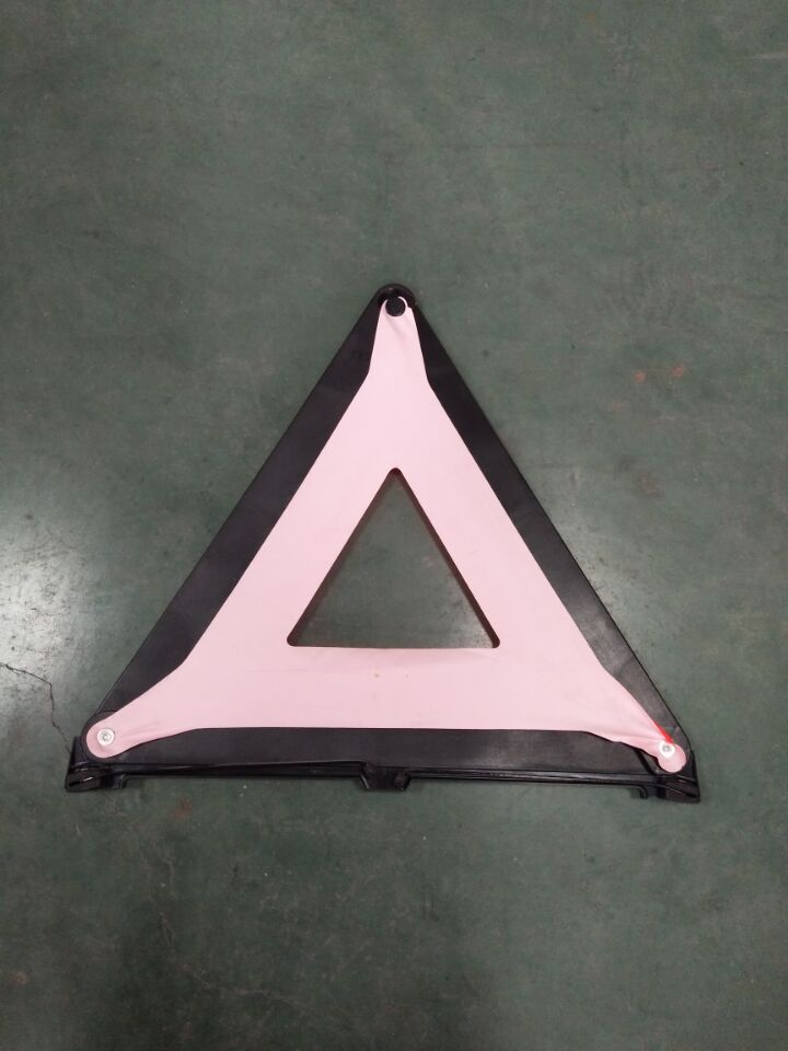 reflective D7 triangle