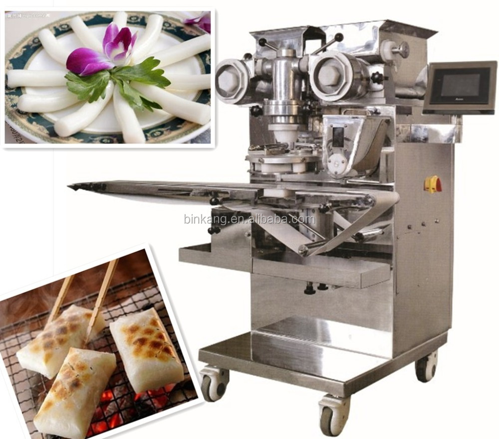puffed rice cake machine and kitchen equipment shanghai