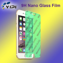 For Iphone 7 Acessories 9H Nano Film Glass Screen Protector, 9H Safty Glass Mobile Phone Protective Film For Iphone//