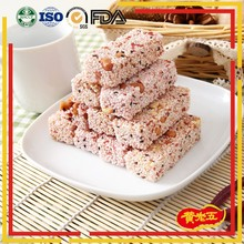 High quality 90g rice crispy sweet purple potato snack