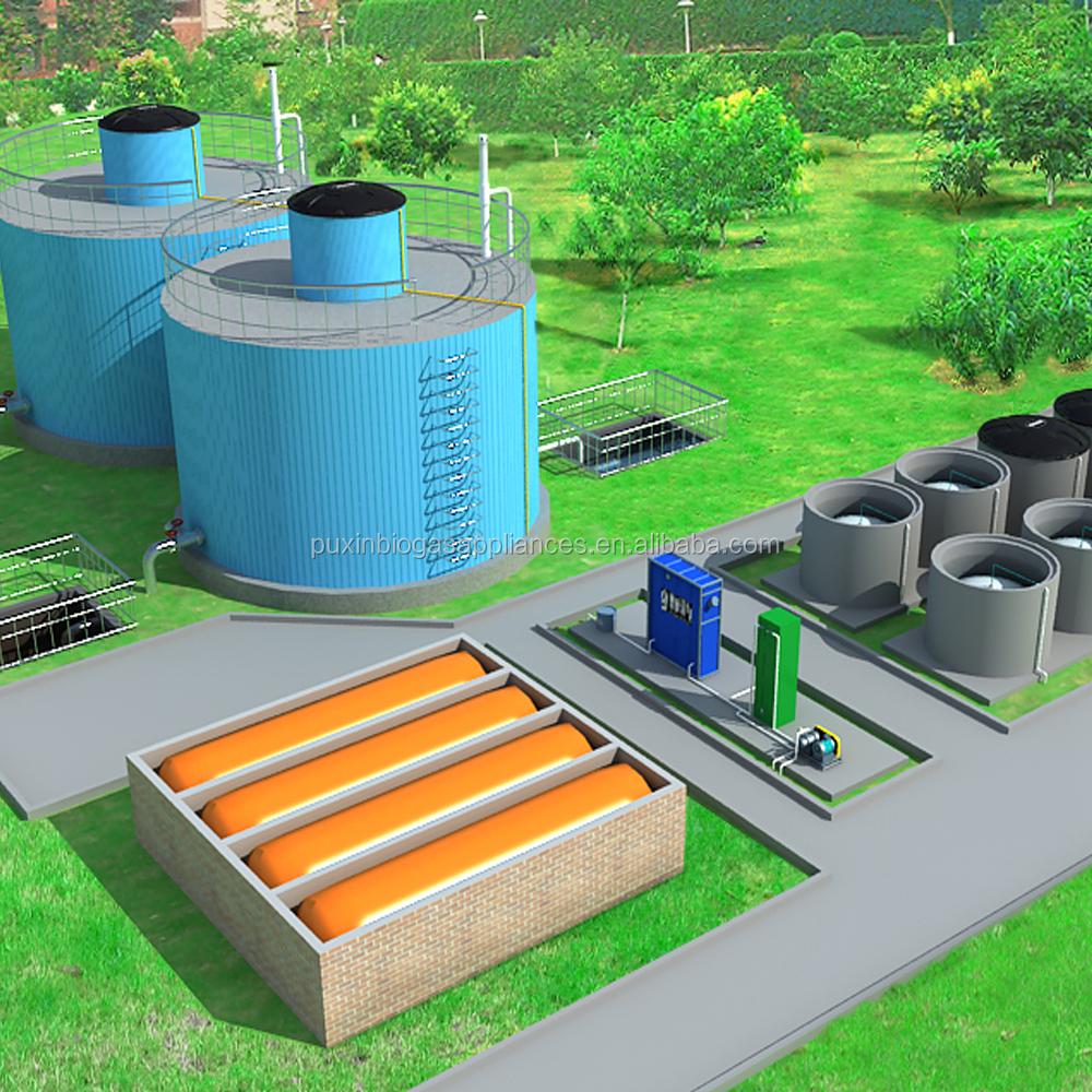 Своими руками производство биогаза 41