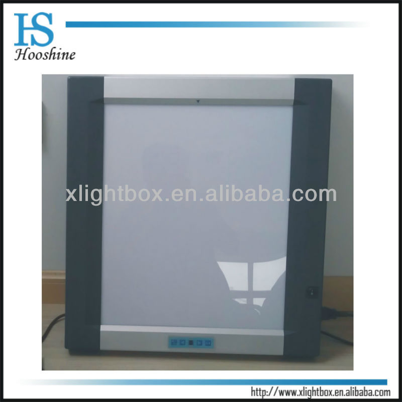 LED x ray film viewer/x ray film device-2 banks /individual control
