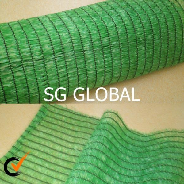 Best regards green eyelets sun shade netting for flower