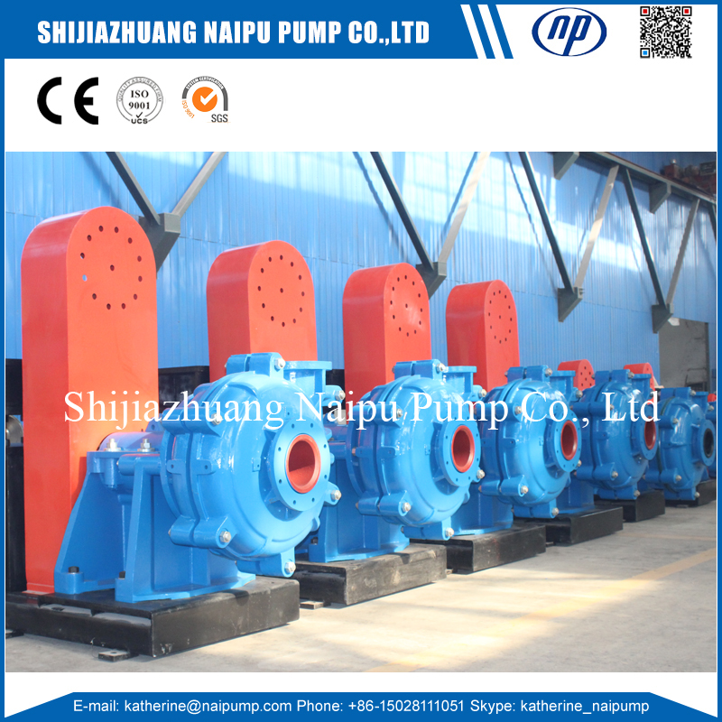 100% Compatible and Interchangeable AH Expeller Seal Slurry Pump