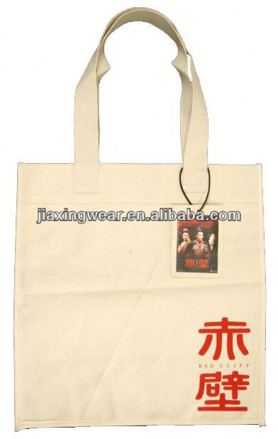 Hot sales fashion barcelona souvenir shopping bag for shopping and promotiom