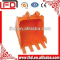 Best Price Hydraulic Excavator Grapple with high quality bucket tooth