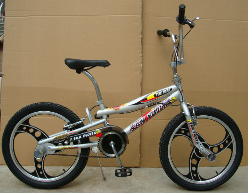 Tianjin Factory 20 Inch Steel Freestyle BMX Bikes With V Brake