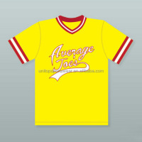 Custom Made Yellow Dodgeball Apparel For