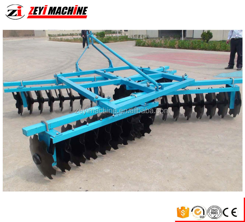 Heavy Duty Trailed Offset Disc Harrow for tractor with CE for sale