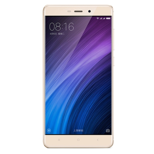 In stock 4G xiaomi 3GB+32GB xiomi redmi 4 mobile phone with free gift and safe shipping
