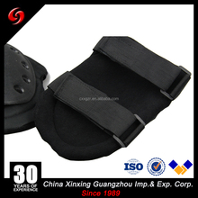 Eva+foam 90D Polyester elbow knee pads for army uniform tactical training