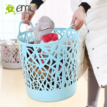 Plastic laundy baskets, plastic laundry bags, Soft laundry baskets and bags