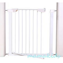 non-toxic child safety gate baby safety metal gate