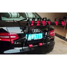 Heavy Duty Bicycle Car Carrier Rear Mount Bike Hanging Rack