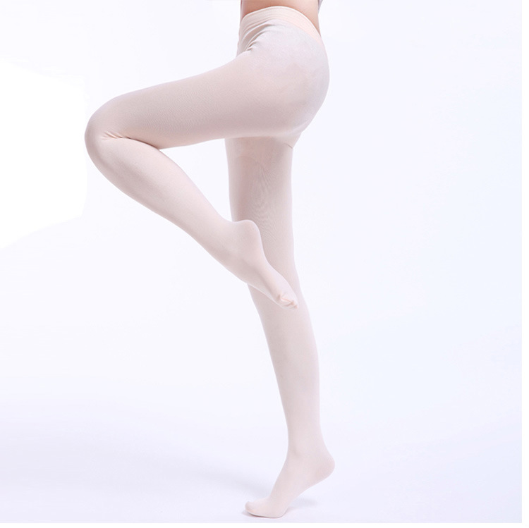 Footed Dance Tights Child and Adult Sizes Ballet Pink NEW