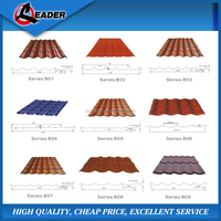 Different corrugated shape building materials roofing sheet ppgl/ppgi steel sheets/coils