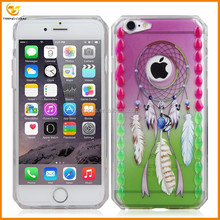wholesale 3d sublimation pc tpu cover for iphone 6 case custom printing