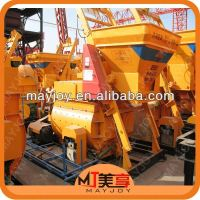 MAYJOY concrete mixer machine with lift price